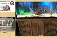 fishtank stand