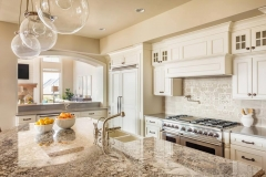 Kitchen Granite Countertop Installation
