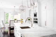 Kitchen Marble Countertop Installation