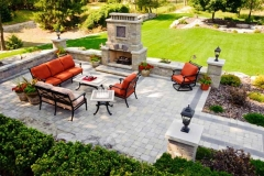 Outdoor Living Space Paver