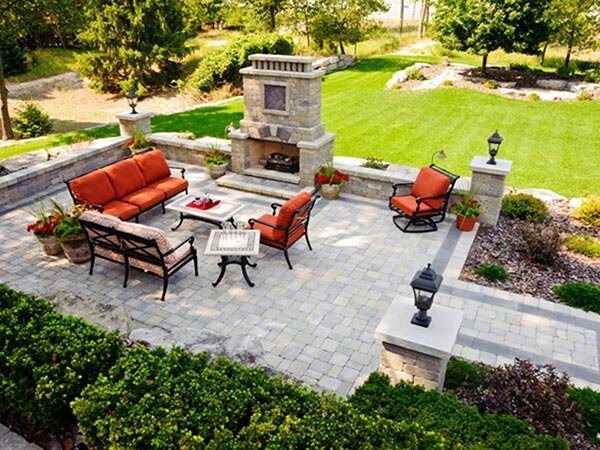 Space Paver Outdoor Living